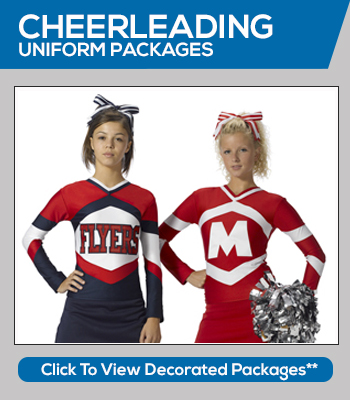 Cheerleading Team Uniforms and Packages