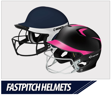 Fastpitch Batters Helmets