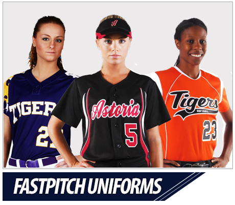 Fastpitch Team Uniforms