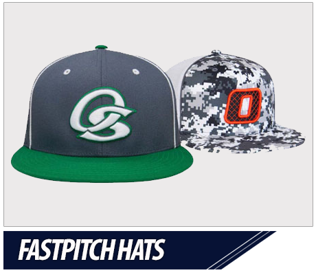 Softball Team Hats