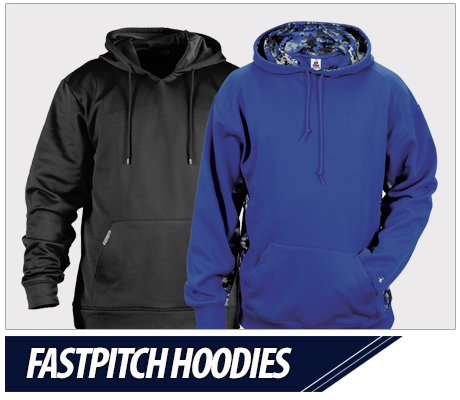 Fastpitch Team Hoodies