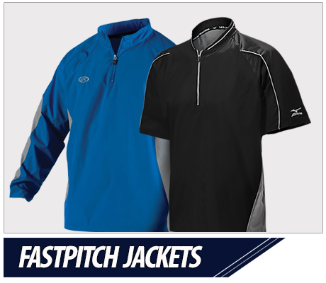 Fastpitch Batting Jackets