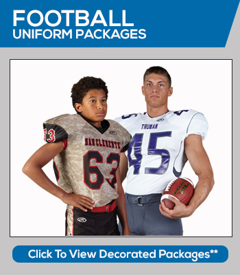 Football Team Sales and Uniform Packages