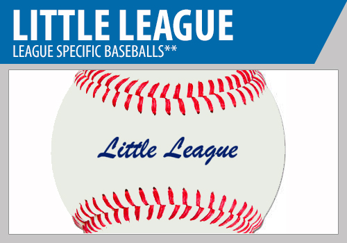 Little League Baseballs - Little League Game Baseballs - LL Baseballs