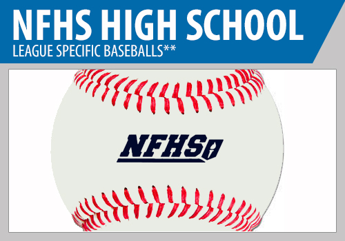 NFHS Baseballs - High School Baseballs - High School Game Baseballs