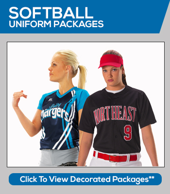 Fastpitch Team Uniforms and Team Sales