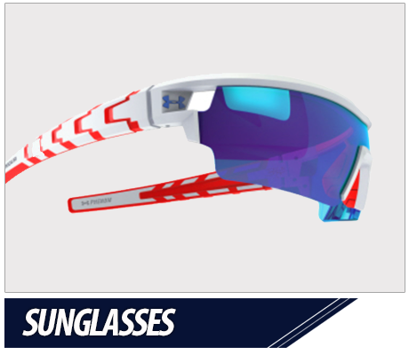 Fast pitch sunglasses