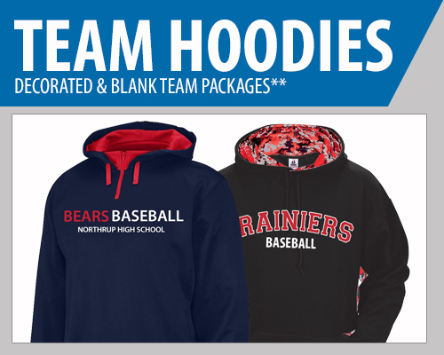 Baseball Team Hoodies