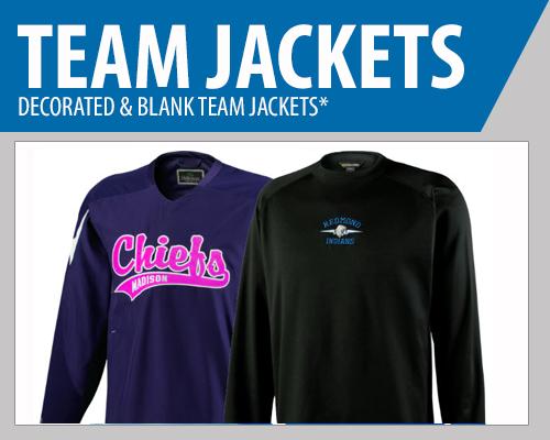 Fastpitch Softball Team Jackets - Softball Batting Jackets