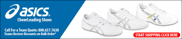 Asics Cheer Leading Shoes
