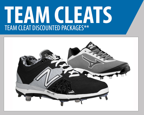 Baseball Cleats - Team Cleat Packages