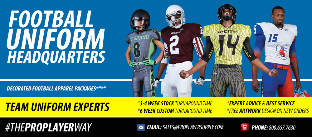 Shop Football Team Sales And Uniforms Online At Low Prices