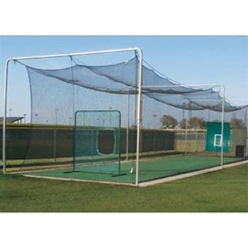 Major League Batting Tunnel Net 70L x 14W x 12H ft. | Pro ...